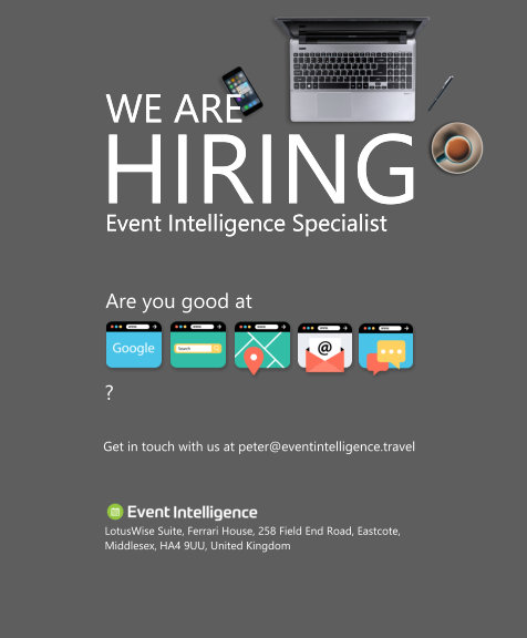 Event Intelligence Specialist RateMate